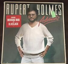 "RUPERT HOLMES ""Adventure"" LP SEALED Vinyl Hype Stickers 1980 1st Edition 5129"