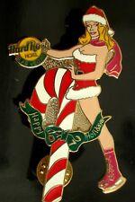 HRC Hard Rock Hotel Las Vegas Christmas 2007 Candy Cane Girl LE300 Cafe