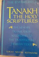 Bible Titles Ser.: JPS Tanakh, the Holy Scriptures : The New JPS Translation...