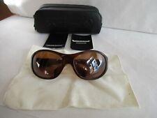 Chrome Hearts Fix III Sunglasses & Leather Case