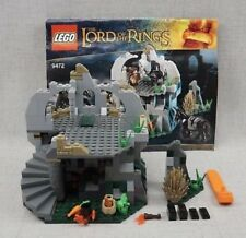 LEGO Lord of the Rings 9472 Attack on Weathertop - No Minifigures/Box