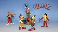 Circus clown Toy soldiers Soldatini Britains