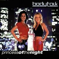 Bodytalk Princess of the night (1998) [Maxi-CD]