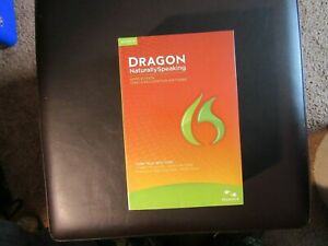 Nuance Dragon NaturallySpeaking 12.0 Home K409A-G00-12.0