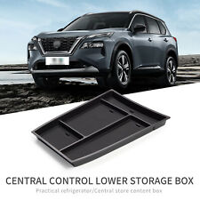 Car Center Console Storage Box for Nissan Rogue 2022 Accessories Armrest Tidying