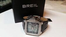 Orologio Tempo Breil Milano LOGO JUST TIME BW0397 in Acciaio Antracite