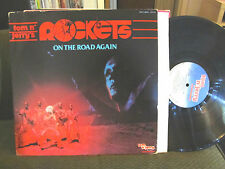 TOM n' JERRY'S ROCKETS space disco LP On the Road Again orig RARE '78 Zeus B. H!