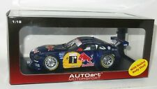 1/18 AUTOart  BMW Z4 Coupe Red Bull  Silverstone 24 Hrs 2007