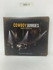 COWBOY JUNKIES cd + dvd TRINITY REVISITED - TWO 2 DISC SET 2008 Excellent Con.