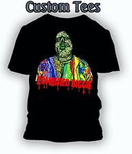 Biggie Zombie T Shirt  Black Pro Club Street Wear