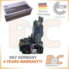 GENUINE SKV GERMANY HEAVY DUTY REAR RIGHT DOOR LOCK FOR SKODA VW SEAT