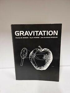 Gravitation by Kip S. Thorne, John Archibald Wheeler, Charles W. Misner..(E6)