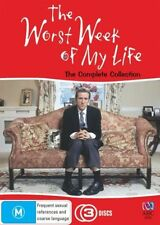 THE WORST WEEK OF MY LIFE - The Complete Collection (DVD, 2010, 3-Disc Set) NEW