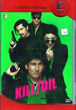 KILL DIL (RANVEER SINGH, PARINEETI CHOPRA) - BOLLYWOOD 2 DISC SPECIAL. ED  DVD