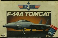 Testors 1:48 Top Gun F-14 A Tomacat Plastic Aircraft Model Kit #293U
