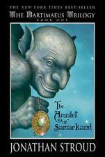 A Bartimaeus Novel The Amulet of Samarkland by Jonathan Stroud 2004 Paperback