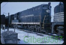 New York Central original rail slide # 5966 in Utica NY 1964