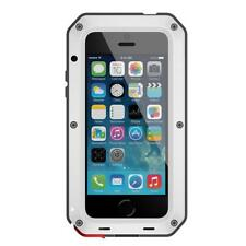 Waterproof Shockproof Aluminium Gorilla Metal Cover Case for iPhone 5/6 Samsung Galaxy S6 Sm-g920 Red