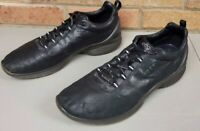 Ecco Mens Biom Fjuel Train Perf Walking Hiking Trail Shoes Black US 8.5 EU 42