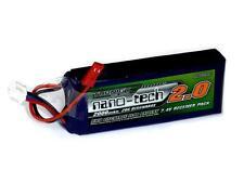 Batería transmisor-Lipo batería 7.4v - Turnigy nano-Tech 2000mah 2s1p 20c