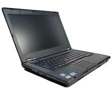 """Lenovo ThinkPad t430s i5-3320m 14"""" win10 Pro Notebook 500gb 4gb ohne Akku #l3"""