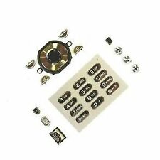 100% Genuine Sony Ericsson W995 keypad+front control+side media side button set