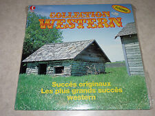 Album LP vinyl Collection Western ! Renée Martel Paul Brunelle Country ++