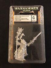 Warhammer 40k Eldar Eldrad Ulthran Farseer Of Ulthwe Metal Blister