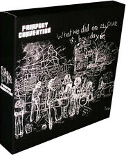 Fairport Convention what we did on our holidays PROMO EMPTY BOX JAPAN MINI LP CD