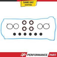 Valve Cover Gasket for 02-13 Acura Honda 2.0 2.4 K20A2 K20A3 K20Z1 K20Z2 K20Z3