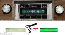 1974-1979 Cadillac Radio Custom Fit Stereo 230  NO Modifications