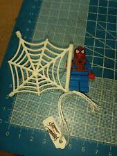 Lego x 5 NEUF Blanc Toile D/'araignée 90981 city figurine