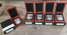 2012 Silver 5 pound coin Titanic 100th Anniversary 1st release PR70 DCAM ANACS