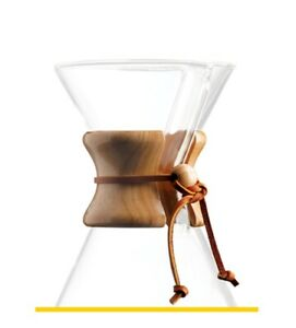 Chemex Replacement Wood Collar and Tie for All Units Except Pint Sized Models