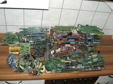 PC Platine Gold Mainboard Recycling Schrott Goldgewinnung Verwertung