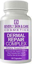 Beverly Skin and Care Cosmetics Dermal Repair Complex Supplement 60 Capsules