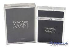 CALVIN KLEIN MAN BY CALVIN KLEIN 3.4/3.3 OZ EDT FOR MEN NIB