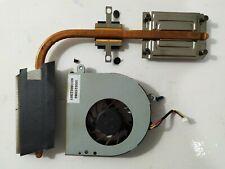 Toshiba Satellite c650 c650d CPU Cooling Heatsink v000220060 + CPU Fan