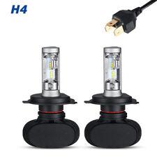 1x Auto LED Headlight Bulb Light H4 9003 Plug Bulb White 6500K Hi/Lo Power Lamp