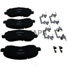 Disc Brake Pad Set-SOHC Front NAPA/ULTRA PREMIUM BRAKE PADS & SHOES-UP UP7741X