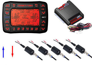 V AccuAir VS SMART RIDE 7000 Electronic level System 5 Preset