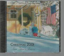 Christmas 2001 Annie Takeuchi Lanzone CD 2001