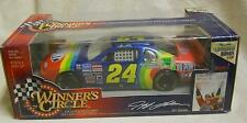 1/24 scale:Winner's Circle: Jeff Gordon $1,000,000 Bonus Car, 1997