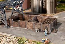 FALLER Coal Bunkers 120254 HO & OO Scale