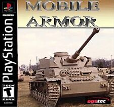 Mobile Armor by Tommo