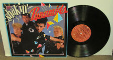 SHAKIN' PYRAMIDS orig self-titled Rock N Roll vinyl LP, 1983, VG+/VG, rockabilly