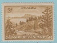 Norfolk Island 12 Mint Never Hinged OG ** - No Faults Very Fine!!!