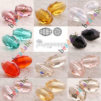 100pcs Oval 5200 6mm Austria Crystal Beads Jewelry Loose Beads Free Shipping New