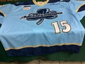 Vintage Game Worn St. michaels Majors David Corrente Autographed OHL