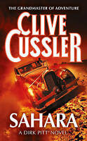 Sahara by Clive Cussler (Paperback) New Book